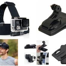 LimitX kafa bandı ve Klip Kelepçe Dağı Garmin Virb 360 Ultra 30 Kodak PIXPRO 4KVR360 SP360 4 K Olympus Tough TG-Tracker