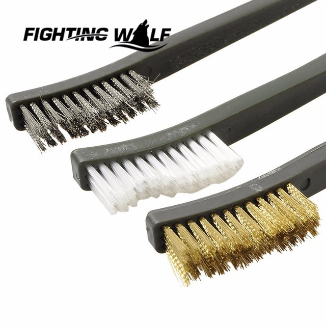 3 Pcs/Set Double-end Brush