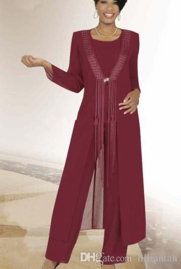 2016 шифон мать невесты с длинными куртки кисточкой формальное вечернее ну вечеринку наряды с обручем Vestidos