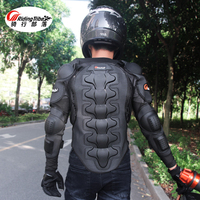 Motorcycle Jacket Armor Protection Motocross Clothing Protector Motorbike Moto Motor Bike Spine Chest Protector Gear PH 13