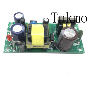 Image 2 - 10PCS 1A 12W AC 85 265V DC Voltage Converter Switching Power Supply Board Buck Step Down Module select 12V/15V