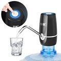 ZILU Home Mini pompe de distributeur d'eau électrique Rechargeable tactile avec câble USB/Tube Presse à main Pompes À Eau     -