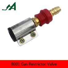 цена на JA8001 Gas-Appliance Plug-in solenoid valve Dn 15 0.6 m3/h for LPG Restrictor Valves