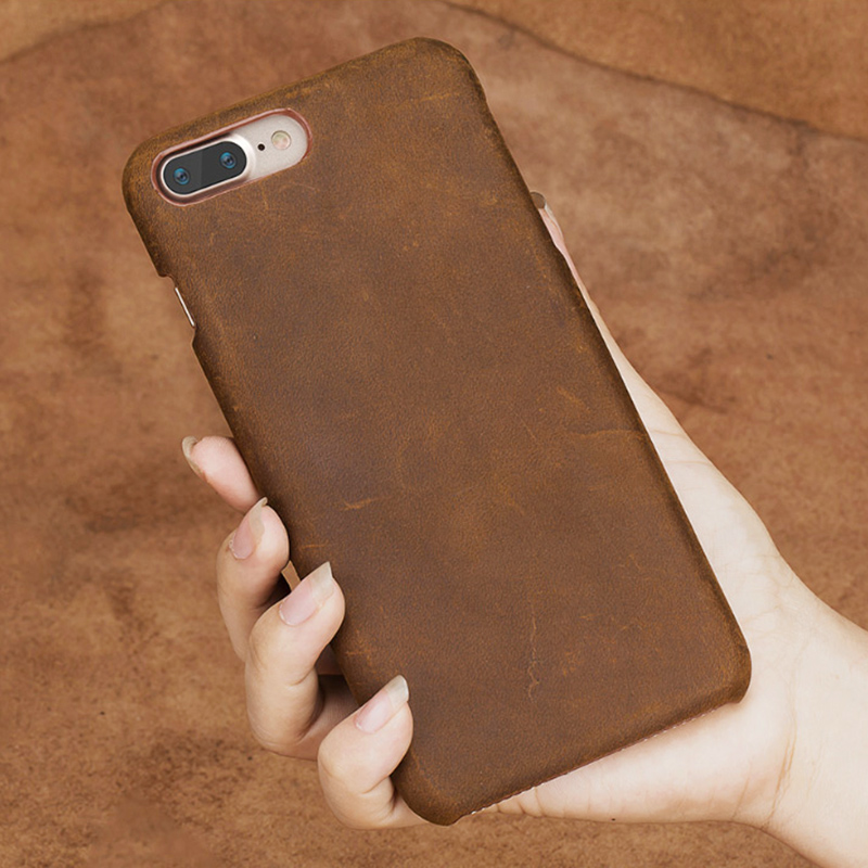 Genuine Leather Case For HUAWEI Honor 7X Note 10 Mate 9 Lite P9 P10 P20 Pro Nova 3 2i Retro Crazy Horse leather Protect Cover