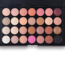 Pallet nude shimmer pigment shadow eyeshadow palette make matte cosmetic natural