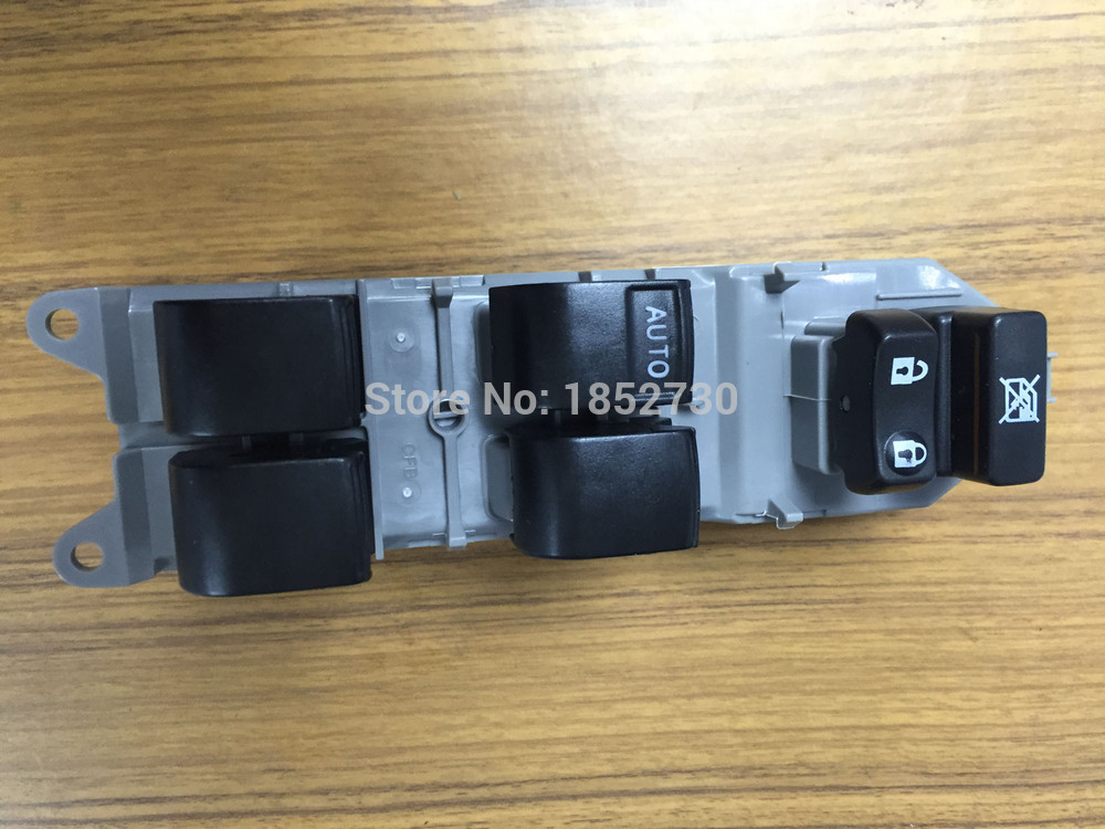 high quality Power Window Switch Master Front Left 84820-06100 8482006100 for 2006-2012 for TOYOTA CAMRY T-0-P