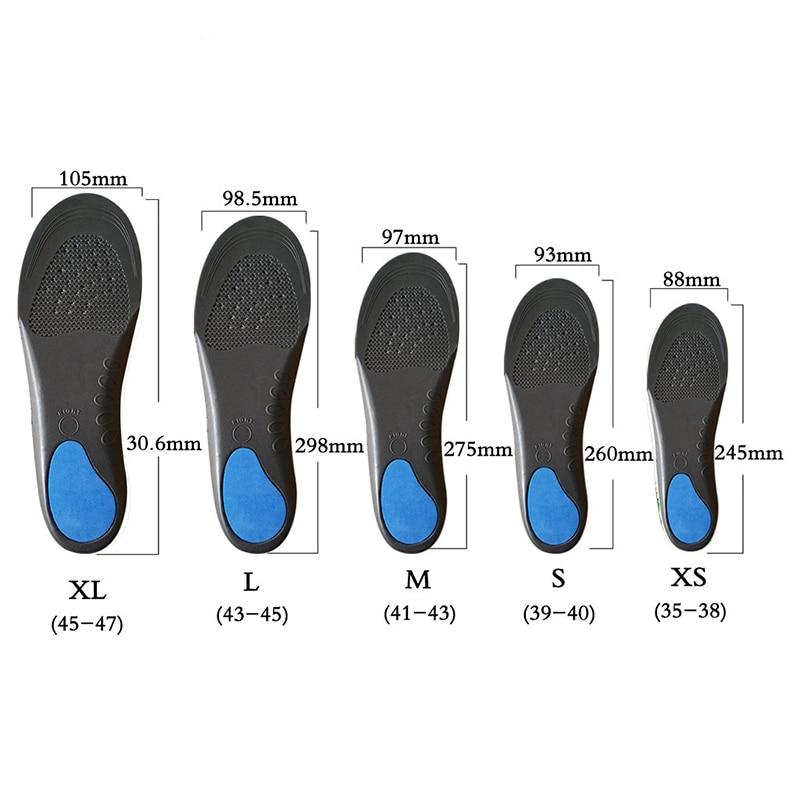 Ortopediniai vidpadžiai EVA suaugusiųjų plokščių pėdų lanko - Įrankių odos priežiūros - Nuotrauka 6