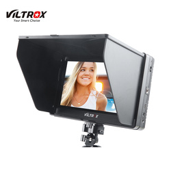 Viltrox DC-70II Video Monitor 7-inch TFT  LCDClip-on Color 1024 * 600 HD Monitor HDMI AV Input for DSLR Camera Camcorder