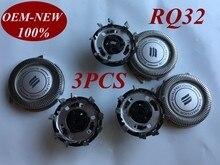 3 шт. RQ32 сменные лезвия для бритвы Philips RQ310 RQ311 RQ312 RQ320 RQ328 RQ331 RQ330 RQ338 RQ350 RQ360 RQ361 RQ370