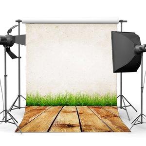 Image 1 - צילום רקע תקציר עלוב שיק גראנג מוצק צבע קיר דשא שדה בציר פסים עץ רצפת תפאורות