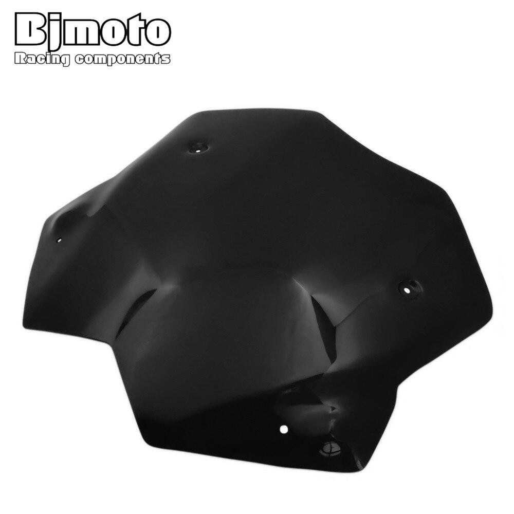 BJMOTO pour Yamaha TMAX 530 moto pare-brise déflecteurs pour Yamaha t-max 530 Tmax 530 2012-2016 T max 530