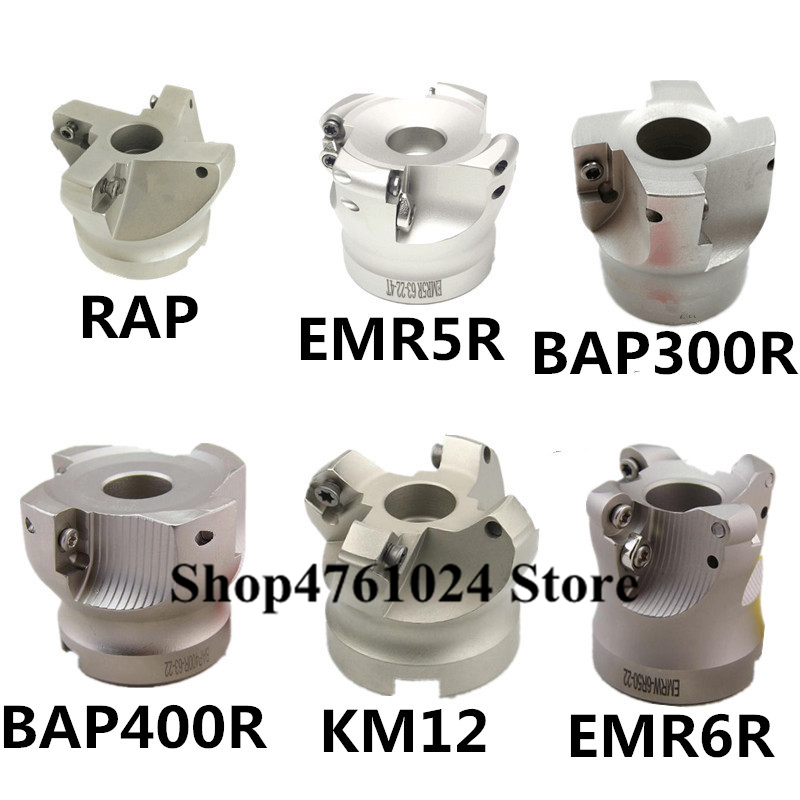 BAP400R BAP300R RAP300R RAP400R KM12 EMR5R EMRW6R 63 22 4T 5T 6T TMilling Holder For Milling Cutter Machine