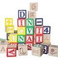 Simingyou Aprendizaje Temprano de Juguetes Educativos Para Niños 50 Tabletas Inglés Matemáticas Forma Cognición Rompecabezas De Madera Para Niños SY10