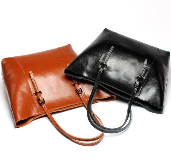 Sac à main en cuir véritable pour femme style Simple petit sac à bandoulière mignon sac messager grande capacité SHANGHT7