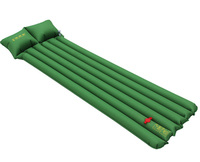 PVC Ultralight Outdoor Air Mattress Moistureproof Inflatable Mat Cushion Camping Bed Tent Camping Sleeping Pad