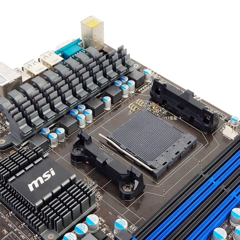 Купить MSI 970A G46 рабочего Материнская плата для AMD 970 разъем