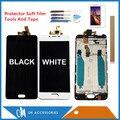С/без рамы для Meizu M5C M710H A5 ЖК-дисплей + кодирующий преобразователь сенсорного экрана в сборе  черный  белый цвет с комплектом