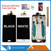 With / Without Frame For Meizu M5C M710H A5 LCD Display+Touch Screen Digitizer Assembly Black White Color With Kits
