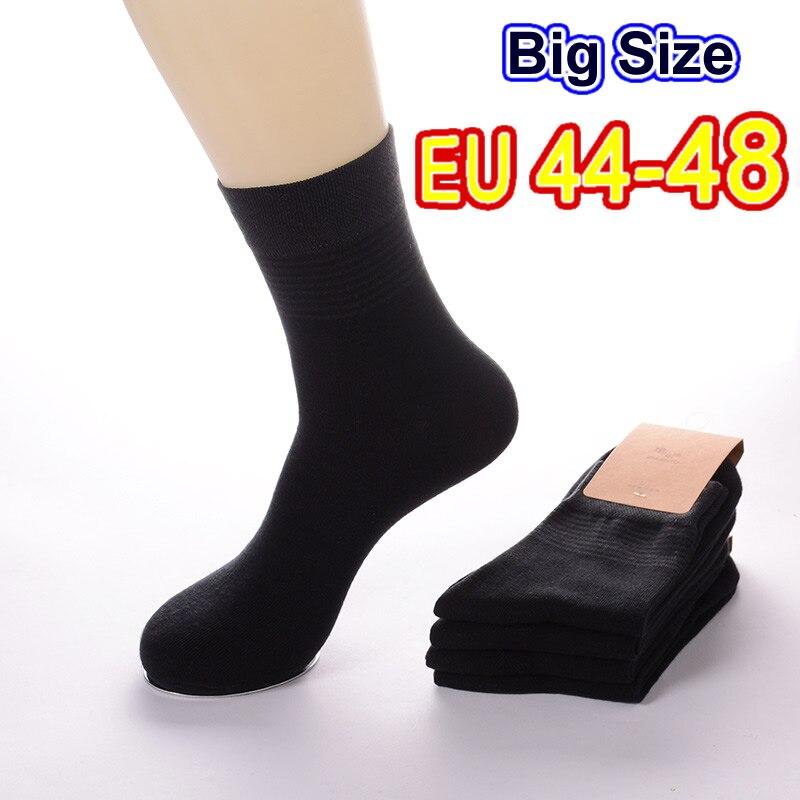 (5 Pairs/lot) 2017 New Fashion Brand Men Socks Combed Cotton Dress Socks Business Men Socks Fine Male Socks, Size EU 38-43