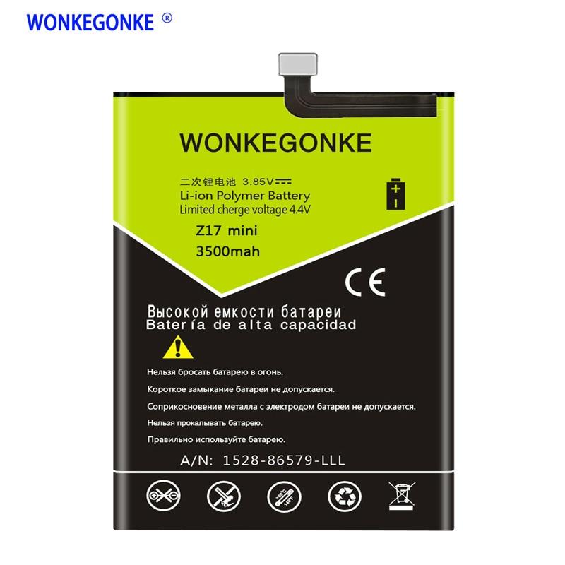 WONKEGONKE Li3929T44P6h796137 Batterie Pour Huawei Ideos Z11miniS Z11 miniS NX549J Z17mini Z17 mini NX569H NX569J Batterie