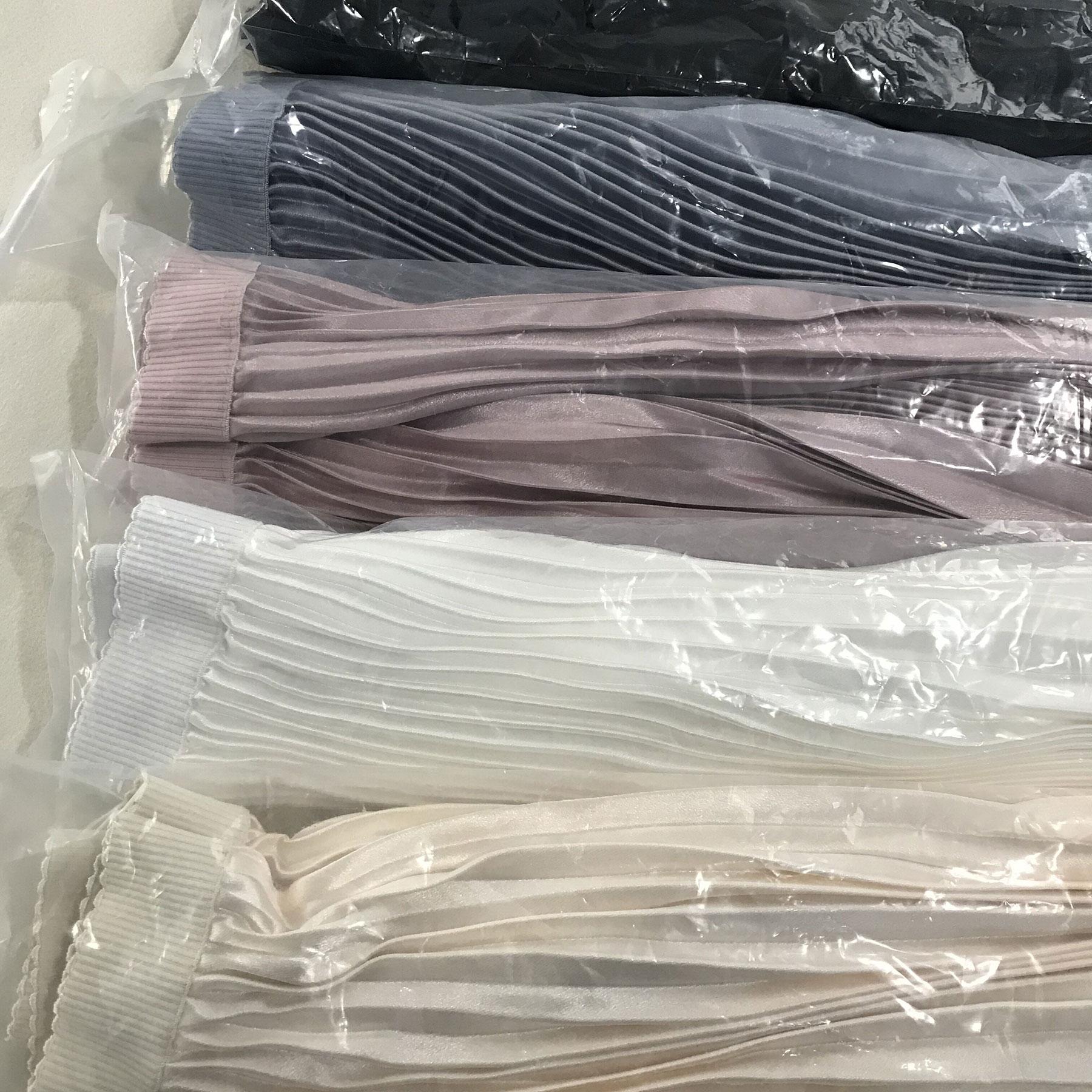 Sherhure 2018 Spring Women Long Skirts Fashion Brand A-Line Women Pleated Skirts High Waist Women Midi Skirt Faldas Mujer Saias 9