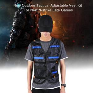 LESHP Outdoor Tactical Hunting Vest Mens Airsoft Military