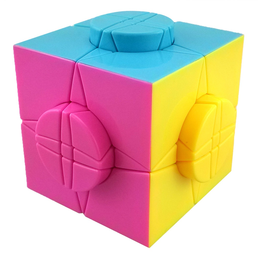 MoYu Brand 76MM Wheel of Time Magic Cube Speed Puzzle Cubes Educational Toy Special Toys hot ocday special toys 12 side megaminx magic cube puzzle speed cubes educational toy new sale