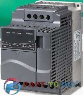 Delta Inverter VFD Variable Frequency Drive VFD037E23A 3Phase 220V 3.7KW 5HP 0.1~600Hz Grinding &Drilling machine vfd075e23a delta vfd e series vfd inverter frequency converter 7 5kw 10hp 3 phase 220v 600hz for drilling woodworking machine