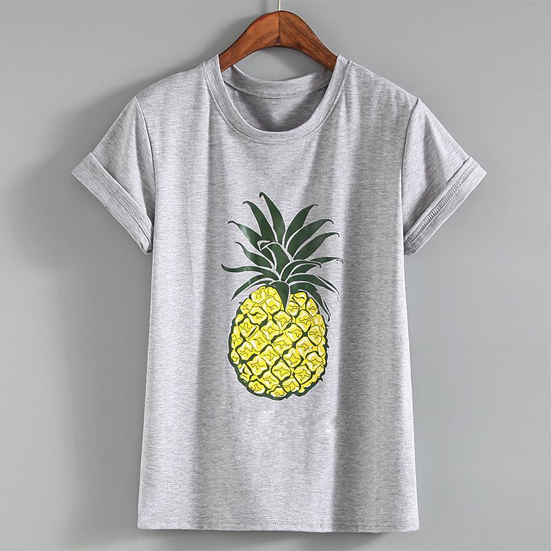 HTB1RdV6RVXXXXcqXXXXq6xXFXXXl - Oversized Casual Summer Designer Grey Round Neck Short Sleeve Printed Clothes T-Shirt PTC 345