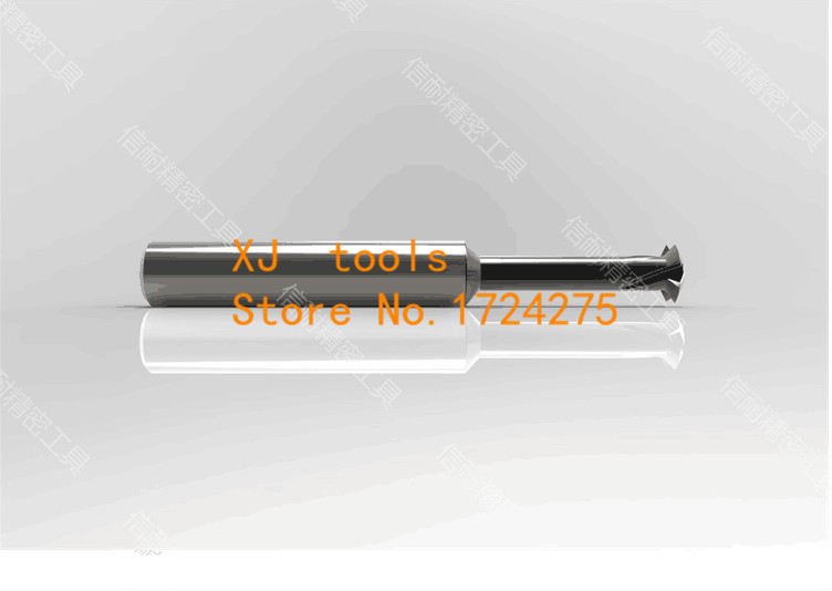 Free Shipping 1pcs P0 45 d1 96 D4 alloy Single tooth thread milling cutter alloy single