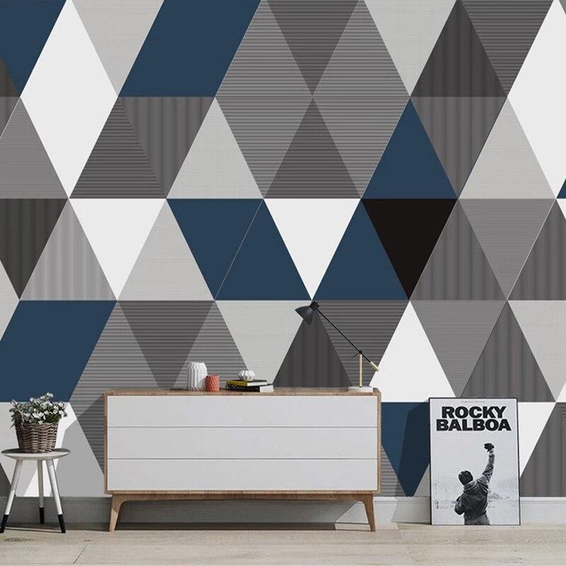 Abstract Art Pattern Wallpaper