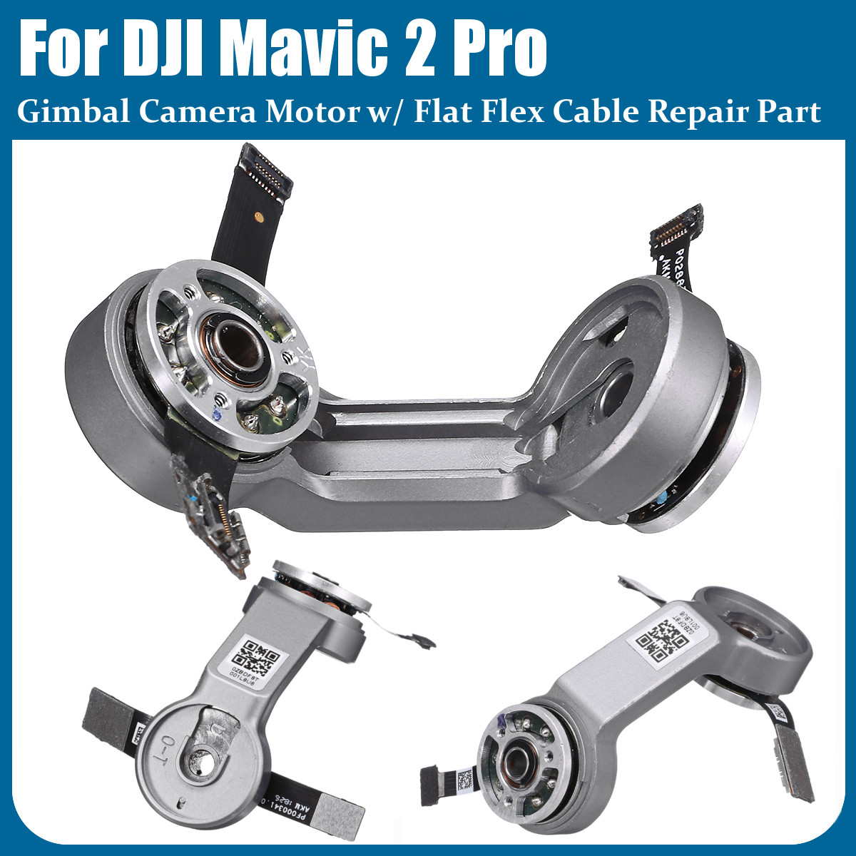 Repair Parts For DJI Mavic 2 Pro Gimbal Motor Replacement For DJI Mavic 2 Zoom Gimbal Accessories