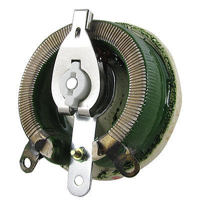 100W 50 Ohm Ceramic Wirewound Potentiometer Variable Resistor