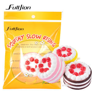 Fulljion Fun Squishy Antistress Squishe Squeeze Gifts
