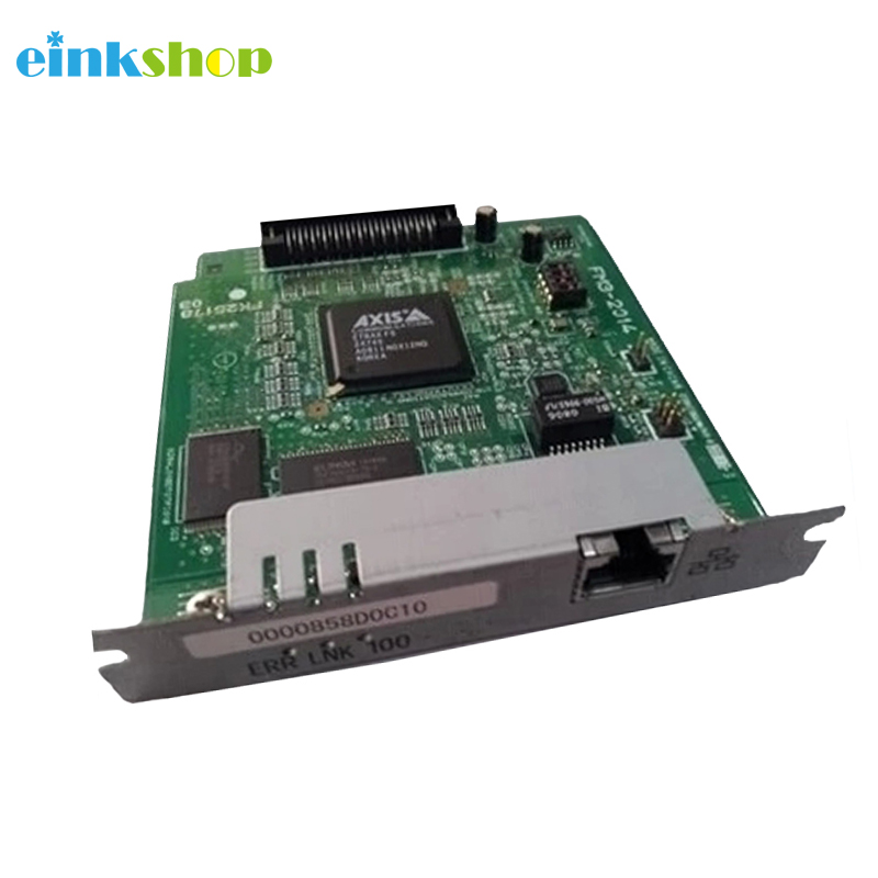 einkshop FM3-2014 NB-C2 Network Card Print Server Ethernet card For <font><b>Canon</b></font> LBP3300 LBP3310 LBP3500 <font><b>LBP5000</b></font> LBP5100 FM3-2014-000 image
