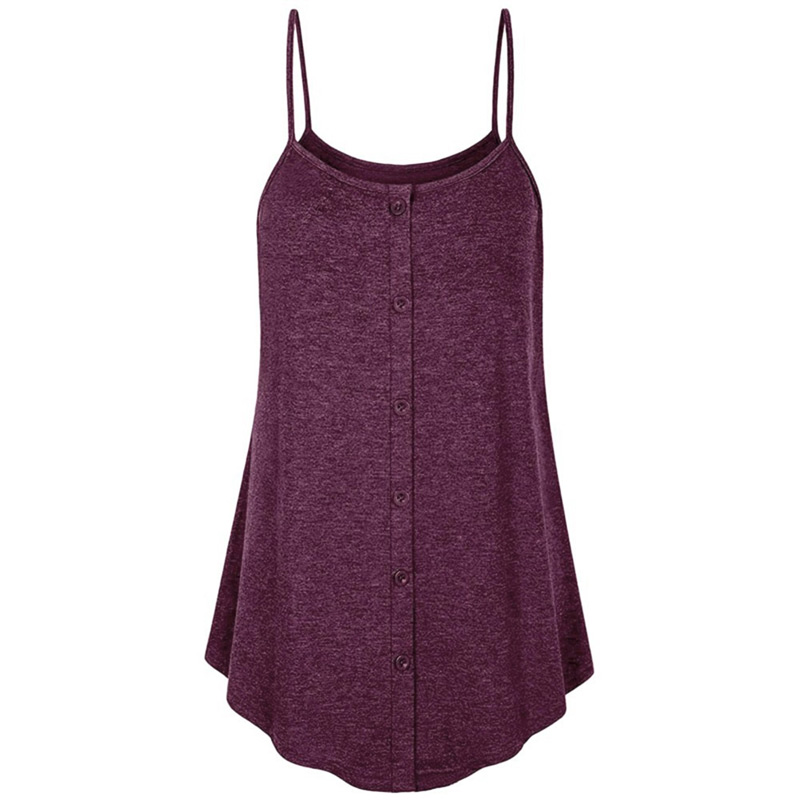 Fashion Woman Clothes Vetement Femme 2018 High Quality Summer Sleeveless Tank Tops Spaghetti Strap Camis Camisole