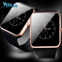 For Smart Watch GT08 Clock Sync Notifier Support Sim Card Bluetooth Connectivity For iphone Android Phone