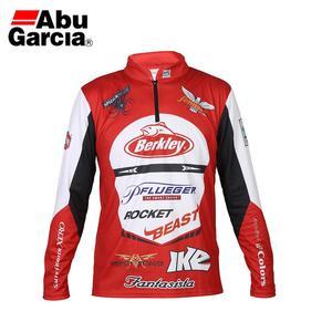 Image 1 - Одежда для рыбалки, летняя футболка с защитой от солнца, быстросохнущая дышащая футболка с защитой от комаров для активного отдыха, кемпинга, путешествий, рыбалки