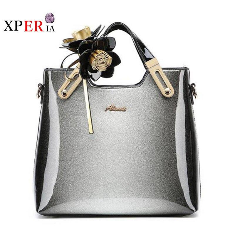 New style designer handbag patent leather female bags for women famous brands messenger bag New style designer handbag patent leather female bags for women famous brands messenger bag