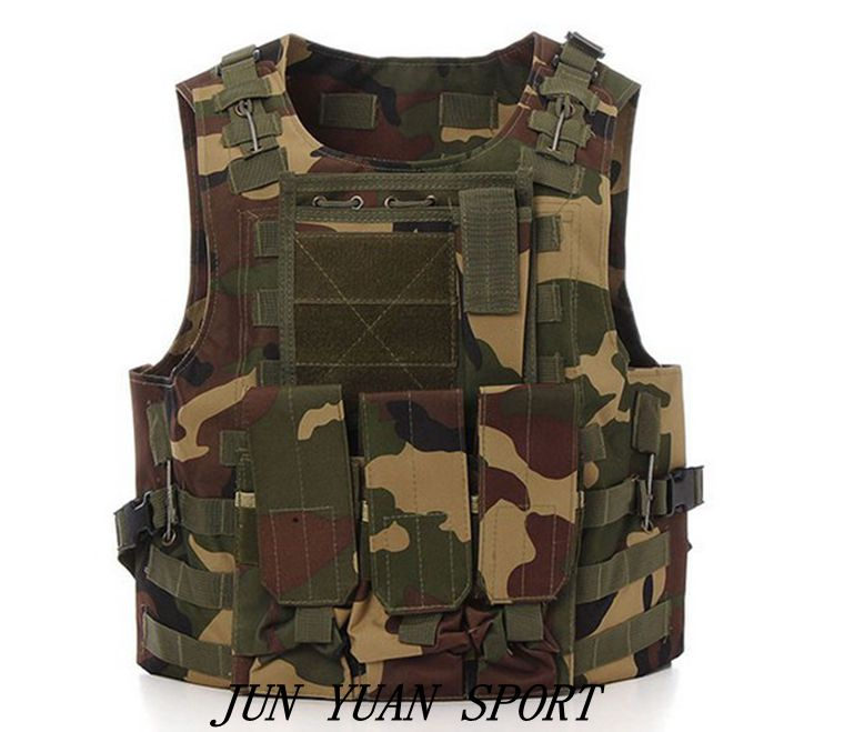 ФОТО High quality! Hunting Shooting Military Airsoft Nylon Combat Paintball Tactical Vest Adjustable Outdoor Sports Canvas Fabric