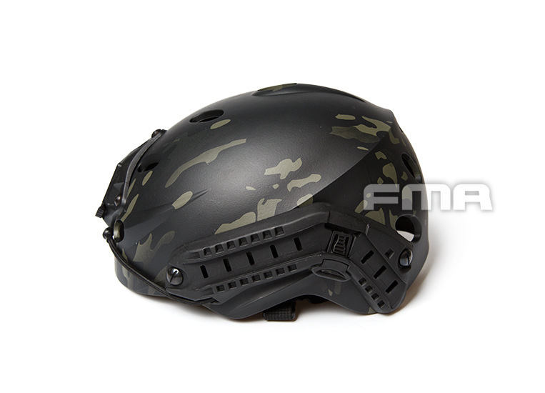 2018 FMA New Mountaineering Helmet Outdoor Sport Airsoft Tactical Helmet hiking tactical Capacete airsoft Multicolor optional 2015 new kryptek typhon pilot fast helmet airsoft mh adjustable abs helmet ph0601 typhon