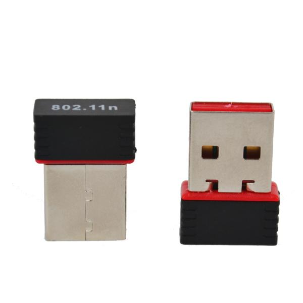 Lower Price 10pcs 150mbps Usb Wireless Adapter Wifi 802.11n 150m Network Lan Card For Pc Laptop High Quality Goods Network Cards