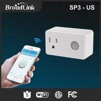 Broadlink sp3 sp cc, sp mini us standard, gniazdo wifi, wifi smart power plug + czas extender, bezprzewodowe sterowanie dla iso android