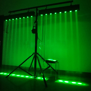 Image 5 - Fast Shipping 8x12W RGBW Multicolor LED Bar Beam Moving Head Light For DJs Sets Venue With Strong Daylight