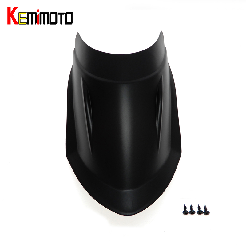 For BMW R1200GS LC Adventure Front Tire Fender Fairing Mudguard Extension Wheel Cover Outer Side Panel for BMW R1200GS 2013-2016 motorcycle rear fender wheel hugger mudguard splash guard for bmw r1200gs lc adventure 2013 2016 15 14 black