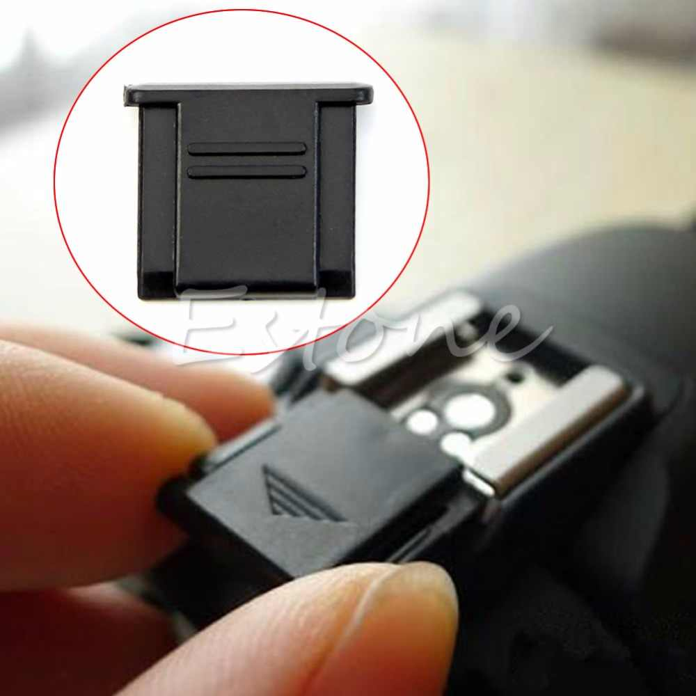 1/5/10PCS Flash Hot Shoe Bescherming Cover BS-1 voor Canon Nikon Olympus Panasonic Pentax DSLR SLR camera Accessoires