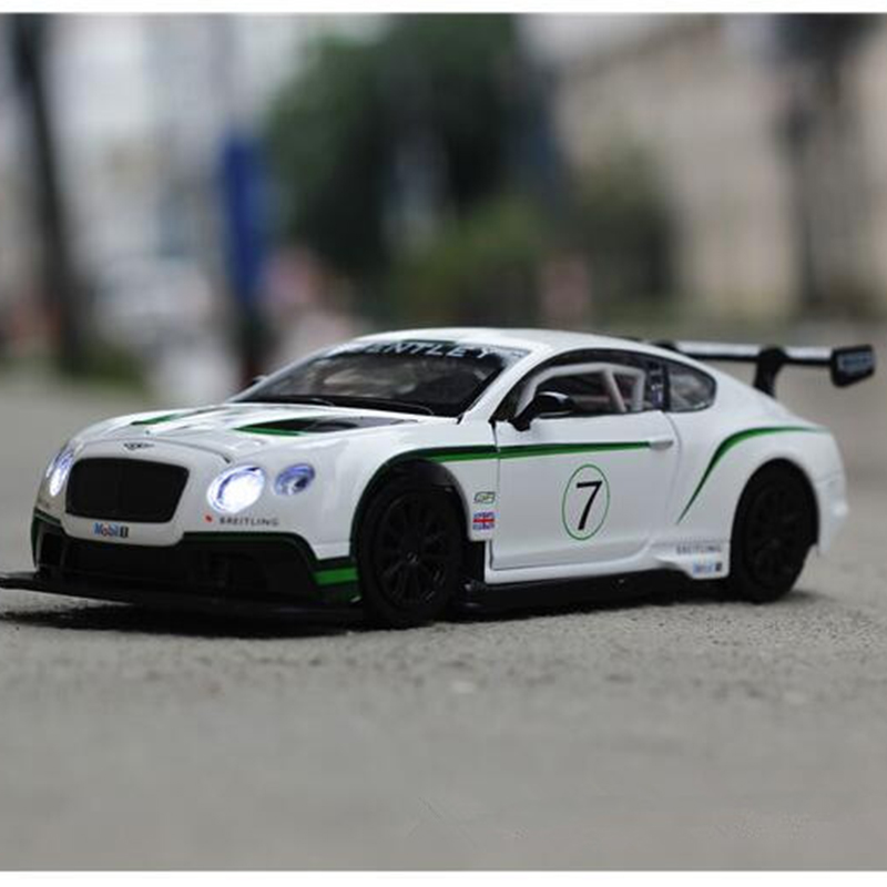 2016 1 32 New Hot Car Models Children s Toys Creative Continental Gt Coupe Model Alloy