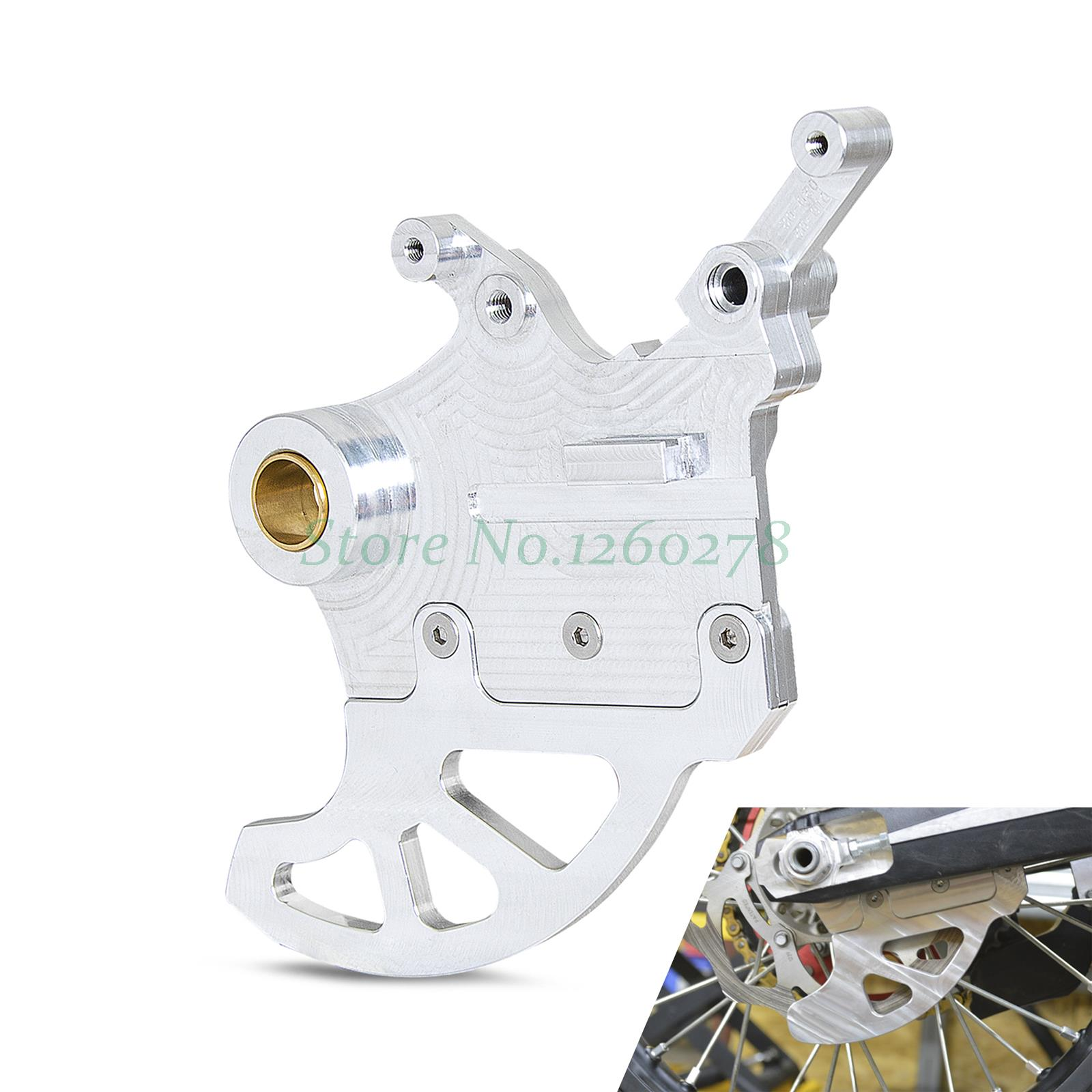 NICECNC Brake Disc Guard Protector for Yamaha YZ250 YZ125 2006-2015 YZ250X YZ450X YZ250FX YZ450FX 2006 2007 2008 keoghs real adelin 260mm floating brake disc high quality for yamaha scooter cygnus modify