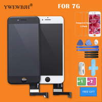YWEWBJH Grade AAA LCD Display For IPhone 7 With 3D Touch Screen Digitizer Assembly Replacement Free