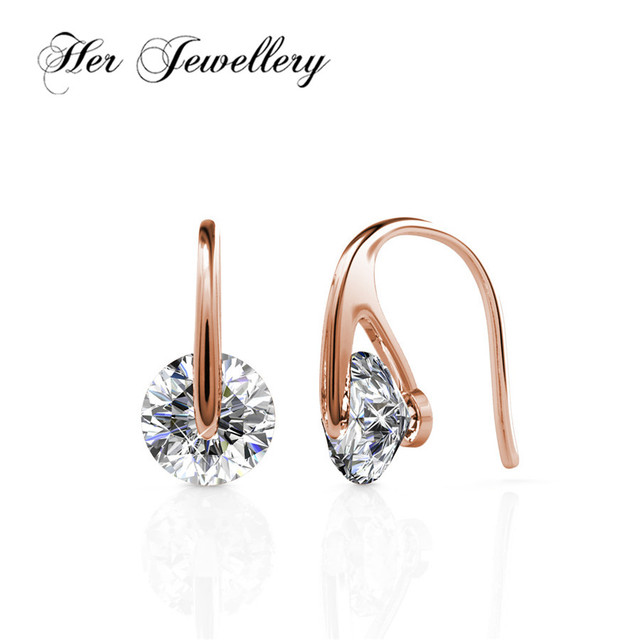 Her Jewellery Hot selling earrings Drop Earrings Made with crystals from  Swarovski da521537a